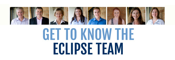 Get to know the eclipse team